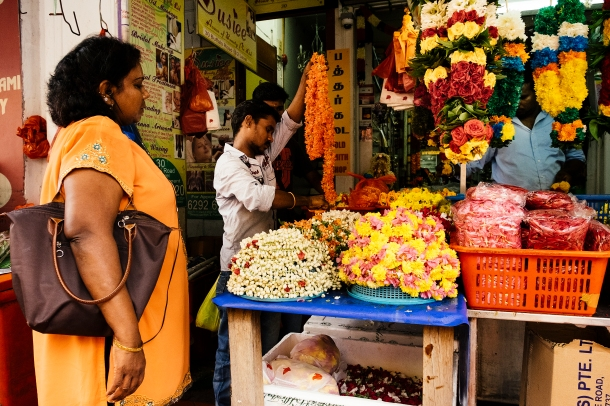 Get exciting bargains in Little India