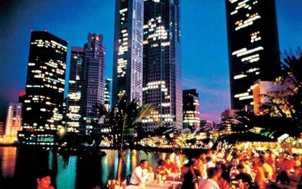 Stunning views of Singapore!